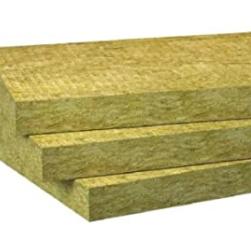 Mineral Wool rigid insulation boards